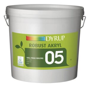 Dyrup robust væg acryl 05