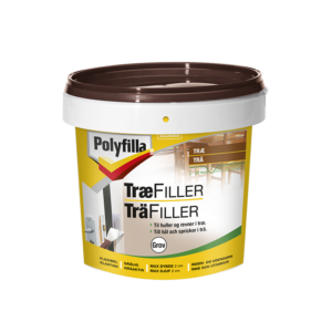 Polyfilla Træfiller Grov 1 kg