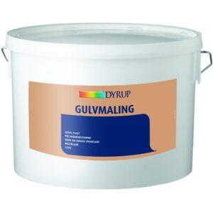 DYRUP Acryl Plast Gulvmaling