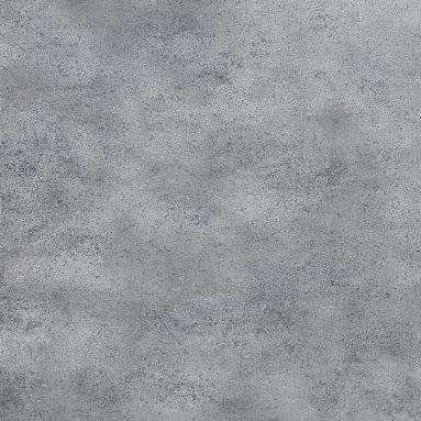 CEMENT let mørkegrå 60x60cm