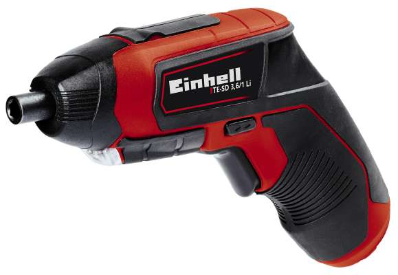 Einhell TE-SD 3.6/1 Li skruemaskine