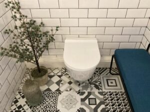 KOMPLET PAKKE - GROHE Rapid SL med Bella Toiletskål & Sæde
