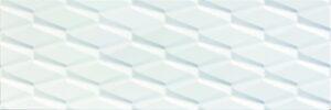 FLISER & KLINKER – GLOSSY 30x90cm HVİD (Blank)